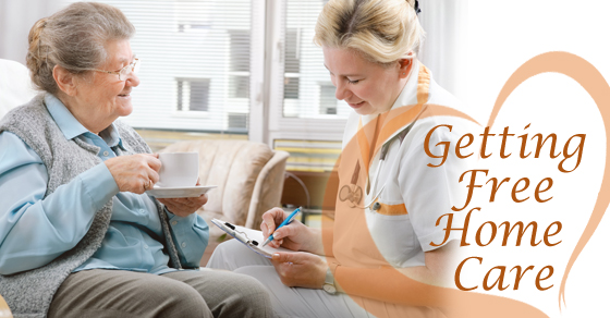 Getting Free Home Care