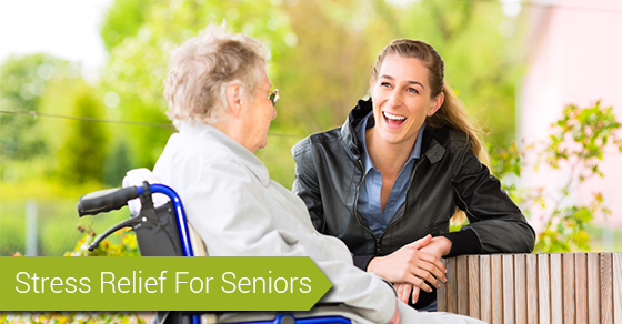 Stress Relief For Seniors