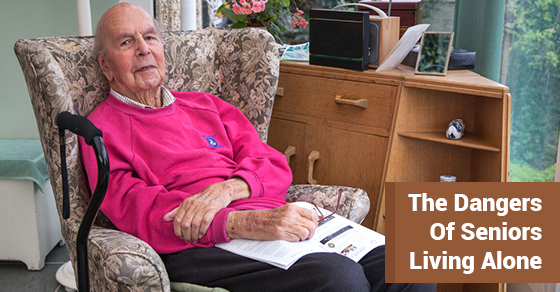 The Dangers Of Seniors Living Alone
