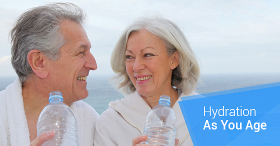 Hydration As You Age
