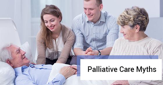 Palliative Care Myths