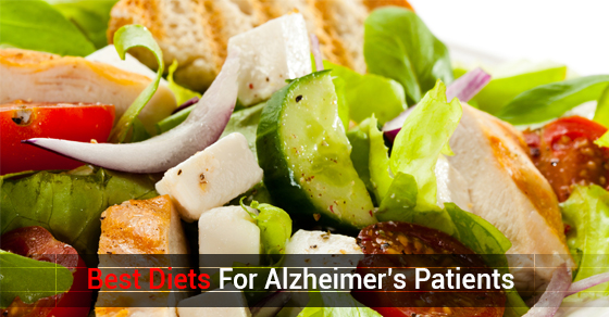 Diet Foods For Alzheimer's Patients