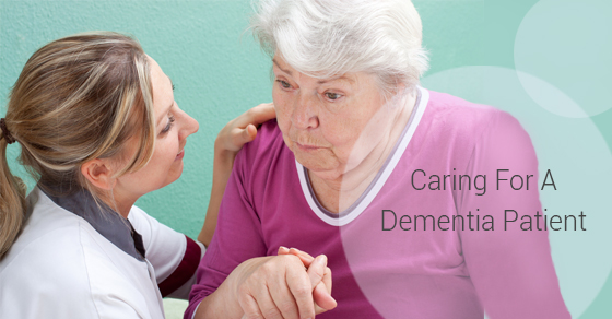 Caring For A Dementia Patient