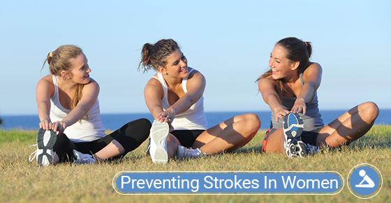 Prevent Strokes In Women