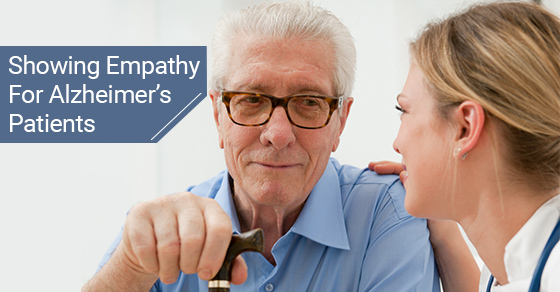 Empathy For Alzheimer's Patients