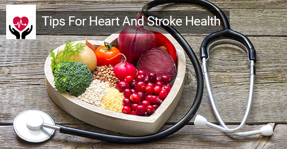 Heart And Stroke Health