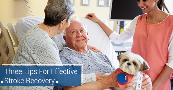 Three Tips For Effective Stroke Recovery