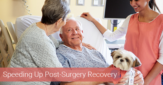 Speeding Up Post-Surgery Recovery