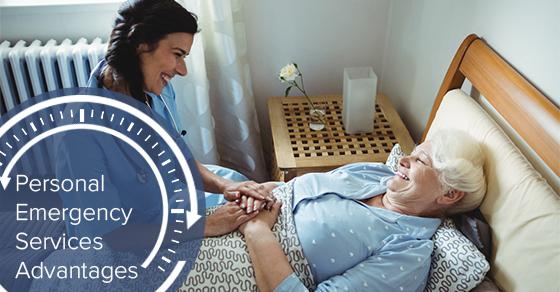 Personal Emergency Services Advantages