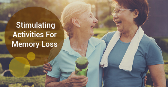 Stimulating Activities For Memory Loss
