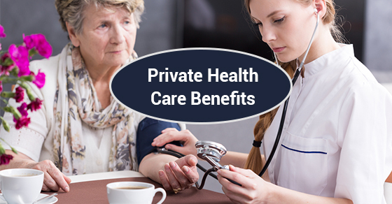Private Health Care Benefits