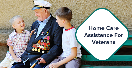 Home Care Assistance For Veterans