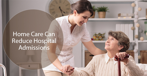 Home Care Can Reduce Hospital Admissions