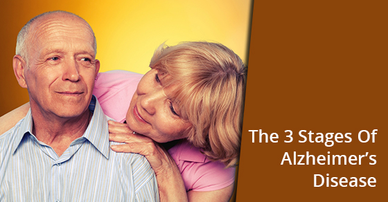 The 3 Stages Of Alzheimer's Disease