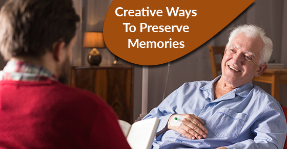 Creative Ways To Preserve Memories