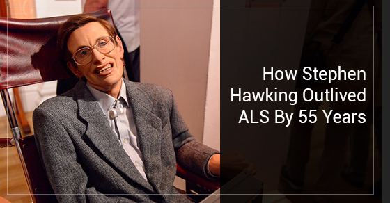 How Stephen Hawking Outlived ALS By 55 Years