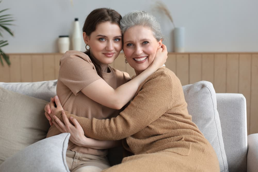 Finding Comfort with Aging